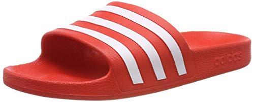 Adidas Unisex-Erwachsene Adilette Aqua Dusch- & Badeschuhe, Mehrfarbig (Multicolor 000), 44.5 EU (10 UK)
