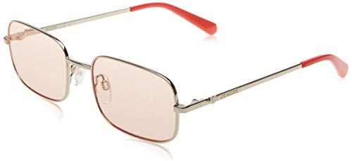 Love Moschino MOL012/S Gafas de sol, Rojo (Coral), 53.0 para Mujer