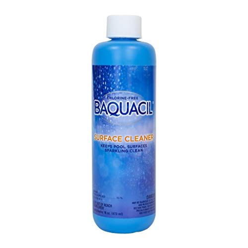 Baquacil 84461 Surface Cleaner Swimming Pool Cleanser, 16 oz