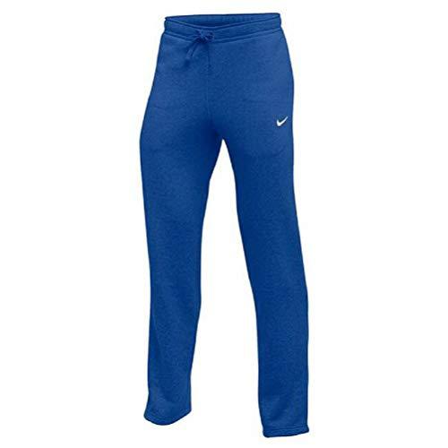 Nike Mens Club Swoosh Fleece Open Hem...