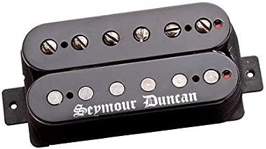 Seymour Duncan Black Winter Humbucker Electric Guitar Pickup Black Neck
