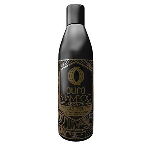 Shampoo Cabello Negra marca Ouro