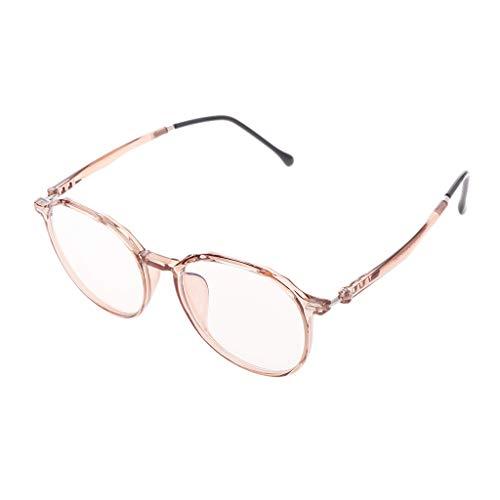 liumiKK Men Women Computer Glasses Anti Blue Rays Radiation Eyeglass Optical Frame Clear Lens Unisex