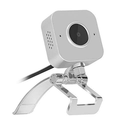 Wdonddonsxt webcam 2448P webcam con micrófono, rápido enfoque automático Cámara de web, de escritorio o portátil cámara webcam, grabadora de vídeo digital USB for la transmisión, conferencias, convers