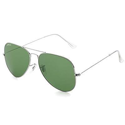 ZAMGIC Premium Aviator Sunglasses for Men Women...