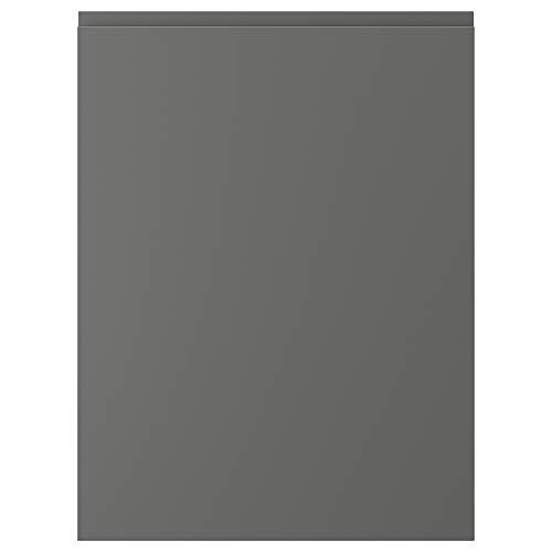 VOXTORP puerta 60 x 80 cm gris oscuro