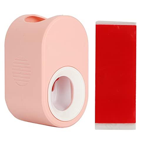 Dispositivo exprimidor de pasta de dientes, exprimidor de pasta de dientes Dispensador portátil automático Soporte de pasta de dientes Pasta de dormitorio portátil para dormitorio de estudiantes Hotel