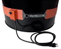 Buy Discount Silicone Rubber 3″ Band 55 Gallon Steel Drum Heaters,240v
