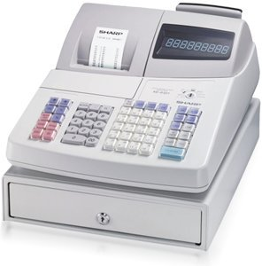Sharp Electronic Cash Register XEA22H