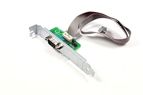 Dell m067K externer Serial COM 2PORT W P436J Kabel 34,3cm für Dell Precision T3500T5500