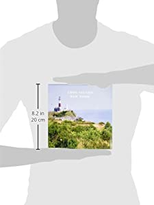 3dRose ct_80604_3 Montauk Point Lighthouse on Long Island New York-Ceramic Tile, 8-Inch
