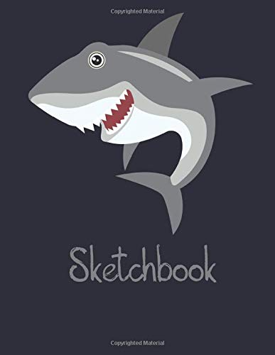 Sketchbook: 8,5'x11' - 120 blank pages