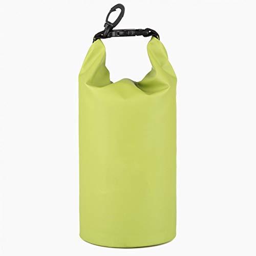 CGMZN Wasserglasbeutel Sac D'eau de Plage 1.5L, Natation, sac étanche, le Camping à la dérive en Plein air Flotte sur le Camping, matériel de plongée en PVC