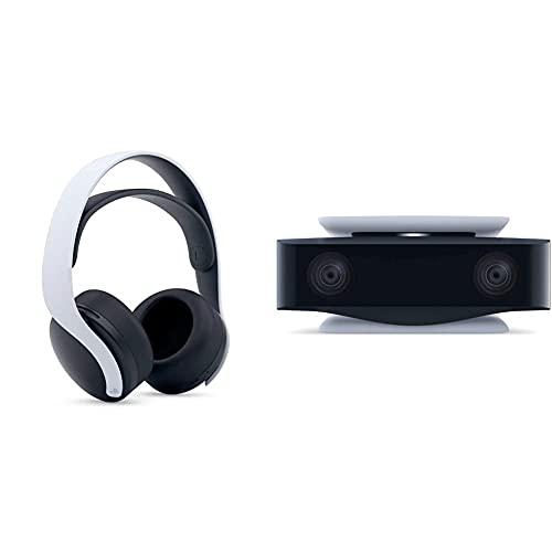 Sony Pulse 3D-Wireless Headset [Playstation 5] + Sony HD-Kamera [Playstation 5]