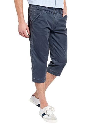 Pioneer Herren 3-Quarter Shorts, Blau (Blue Grey 514), 33