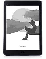 2021新 Likebook P78電子書籍リーダー+クアッドコア2GB + 32GB+(1872 * 1404)Eink Cartaタッチスク+Android 8.1 を搭載+GooglePlayをサポート[電子ブックリーダー本体+革のケースリーン]
