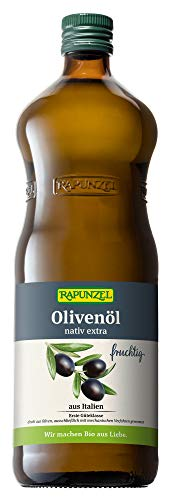 Rapunzel Bio Olivenöl fruchtig, nativ extra, 1 l