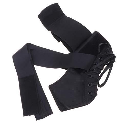 Healifty tobillera con cordones soporte ajustable para esguinces de tobillo corriendo baloncesto s