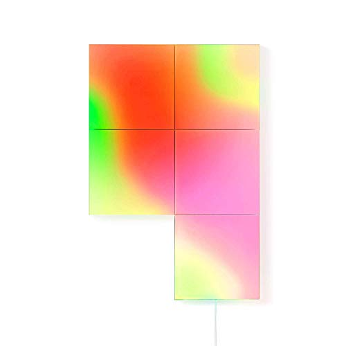Lifx Iluminación, Ajustable, no Requiere Concentrador, Multicolor, Tile Kit