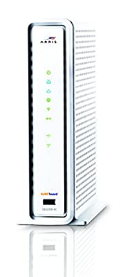 ARRIS SURFboard SBG6900AC-RB DOCSIS 3.0 Cable Modem / AC1900 Wi-Fi Router (Renewed)