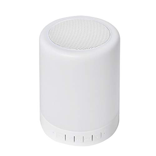 Vokmon The Outer Casing of Portable Bluetooth Speaker Night lamp Touch beside Light Beside Lamp with Touch Control Wireless Subwoofer