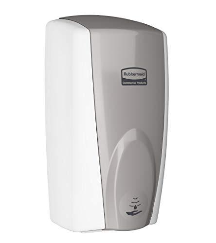 Rubbermaid Commercial Products 1100 ml automatique Distributeur de savon mousse – Parent, blanc/Gris, 1
