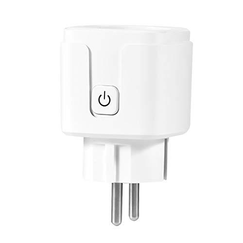KKmoon Wifi-stekker smart plug stopcontact Homekit draadloze besturingsbus RC Power Outlet Voice Control Adapter schakelaar 1PCS