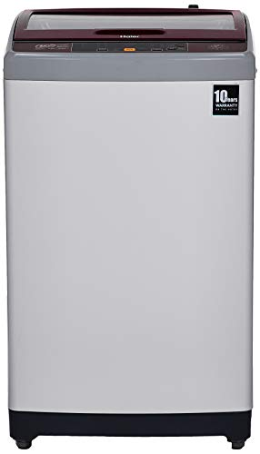 Haier 7 Kg Fully-Automatic Top Loading Washing Machine...