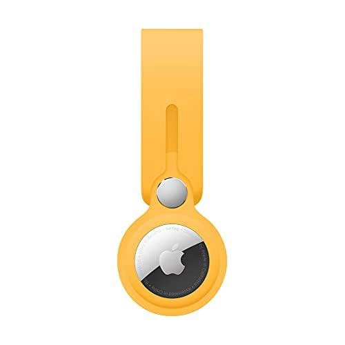 Apple Laccetto AirTag - Giallo girasole