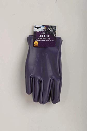 Rubie s Costume Co 32979 Batman Dark Knight The Joker Handschuhe Erwachsene Gr--e One-Size