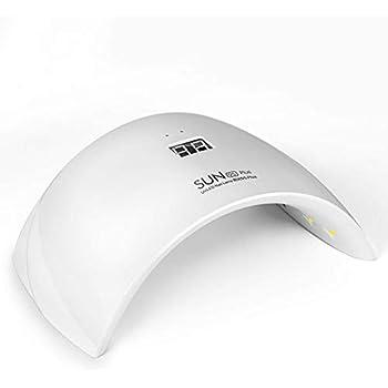Techzere SUN9S Plus Professional Intelligent Automatic Sensor LED UV Curing Nail Art Lamp Manicure Pedicure Tool (36 W, 18 LEDs)