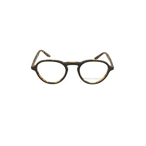 Barton Perreira Luxury Fashion Damen FINCHLEYMBT Braun Acetat Brille   Jahreszeit Permanent