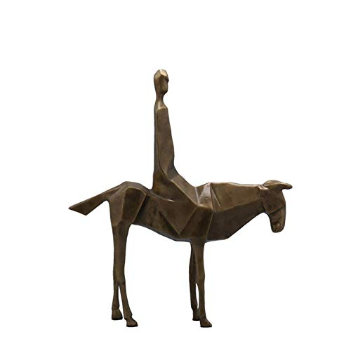Horse Statue Decoration Gift