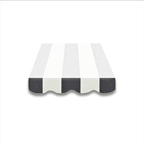 Faldón toldos Toldo tela para plástico 4m, Nuevo solo cenefa spd023