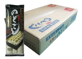 乾物屋の極上乾麺 越後伝統へぎそば 270g(90g×3本)×15袋