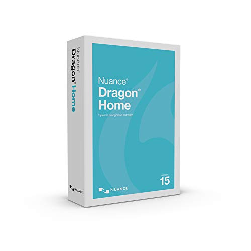 Dragon Home 15.0, Dictate Documents and Control your PC – all by...