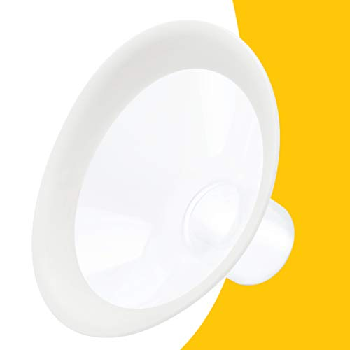 Medela PersonalFit Flex Coppe per il Seno, con Tecnologia Flex per Più Latte e Più Comfort, Delicate, 2 Pezzi, Taglia M, 24 mm