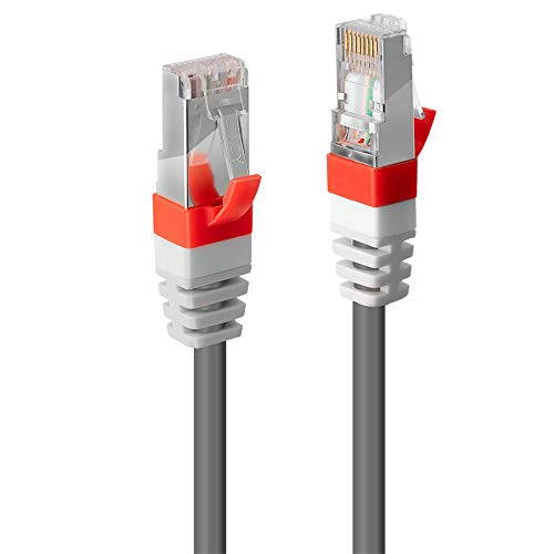 Red-cable latiguillo FTP cat5e 1:1 rojo 5m