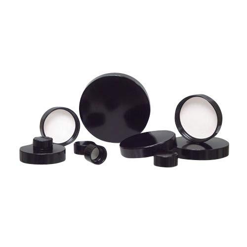 Popular Qorpak CAP-00300 2021 autumn and winter new 63-400 Black Phenolic Liner Vinyl with Cap Pulp