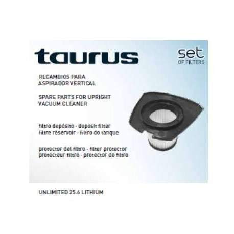 Taurus Set filtros Unlimited 25,6 Lithium