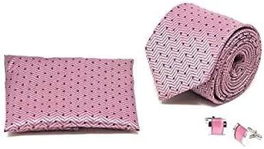 Kanthlangot Block Printed Polyester Multicolor Pattern Tie