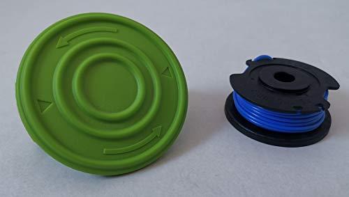 Greenworks Tools 29177 Bobine de fil avec couvercle pour tondeuse 24 V