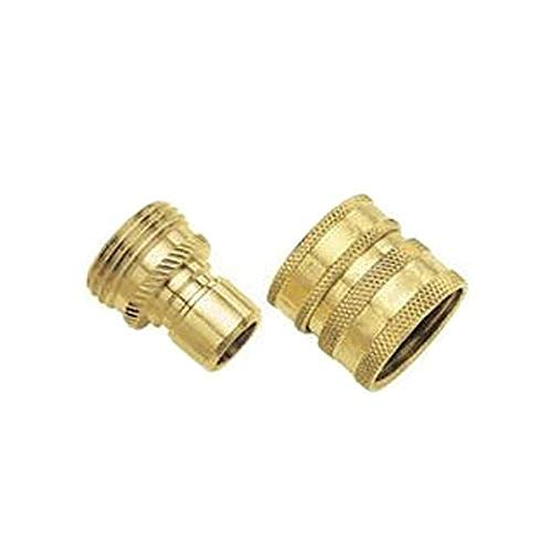 Green Thumb 09QCGT Quick Connector Set for Hose