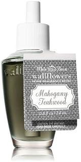 【Bath&Body Works/バス&ボディワークス】 ルームフレグランス 詰替えリフィル マホガニーティークウッド Wallflowers Home Fragrance Refill Mahogany Teakwood [並行輸入品]