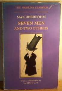Paperback Seven Men and Two Others Book