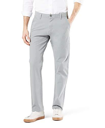 Dockers Men's Slim Fit Ultimate Chino Pants, wet stone, 30W x 30L