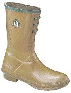 Northerner Men's Insulated Rubber Lace PAC Boot Size 6 - Olive