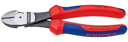 KNIPEX 74 02 160 SB Alicate corte diagonal tipo extra