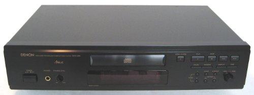 Denon DCD 655 CD-Player Schwarz