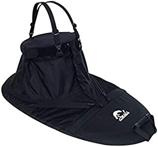 Seals Sprayskirts Sneak Nylon Kayak Spray Skirt-2.2 Deck